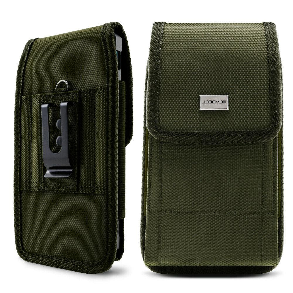 cell phone pouch with belt loop