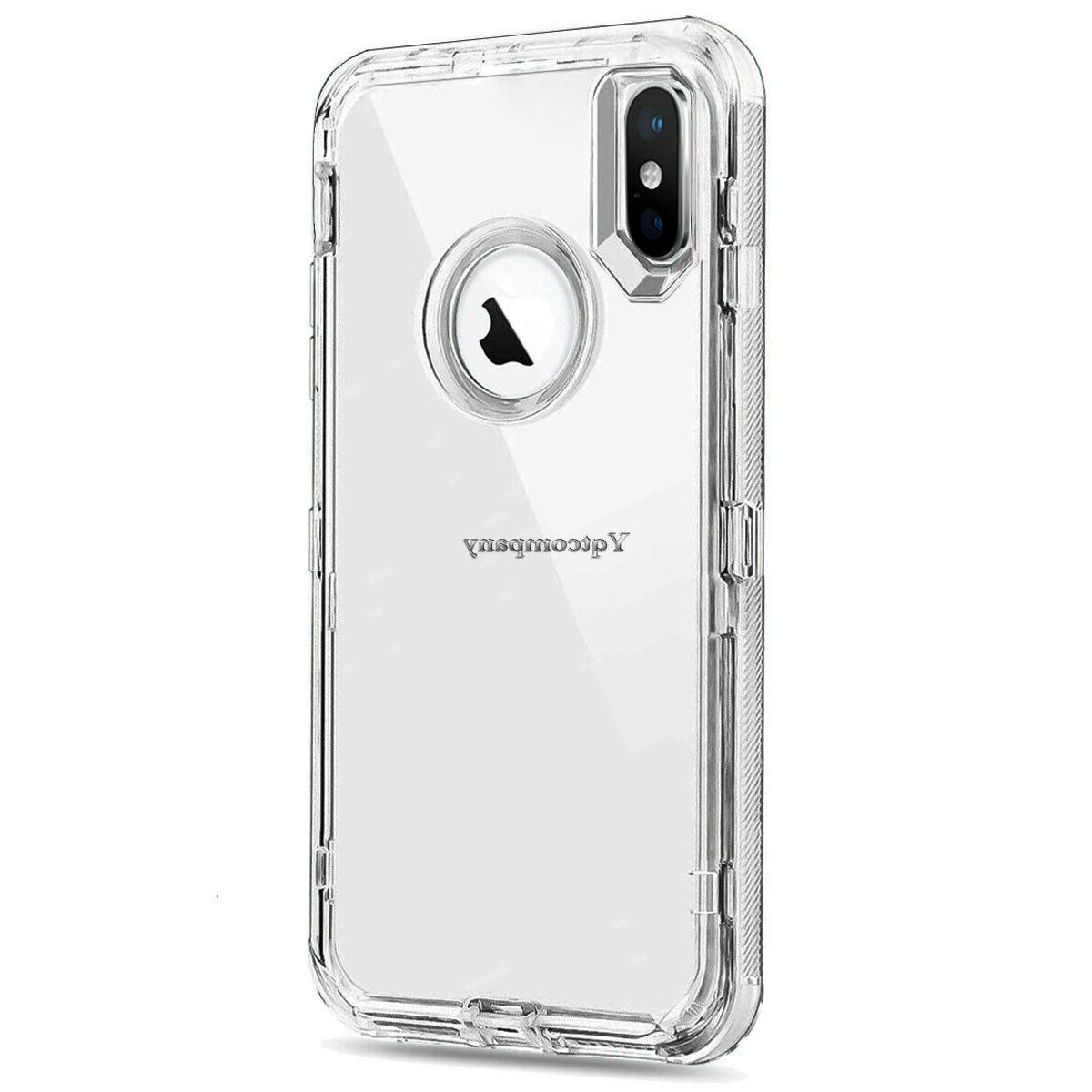 Clear Case XS 10 Shockproof Duty Cover