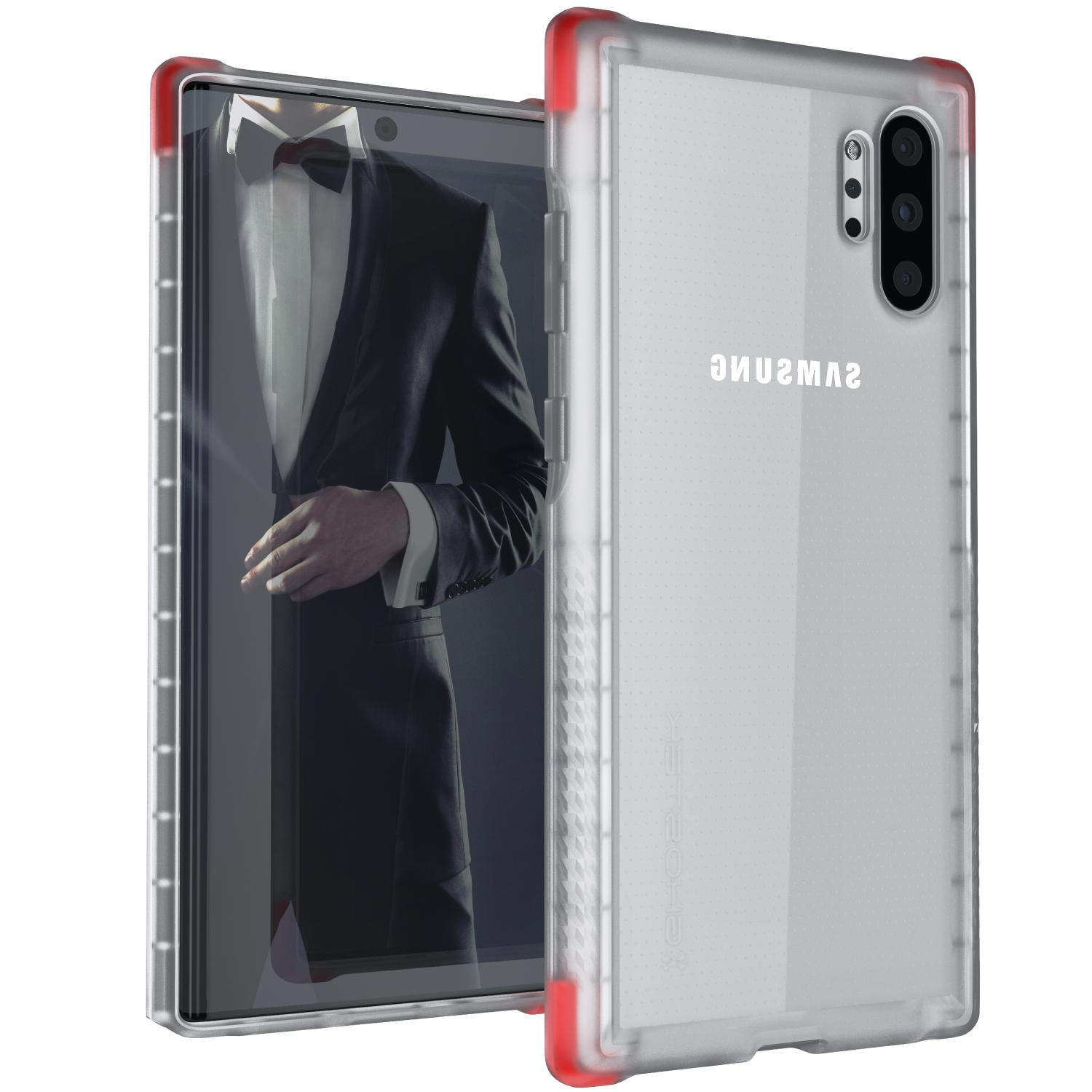 Clear Note 10+ Case with Ghostek Covert
