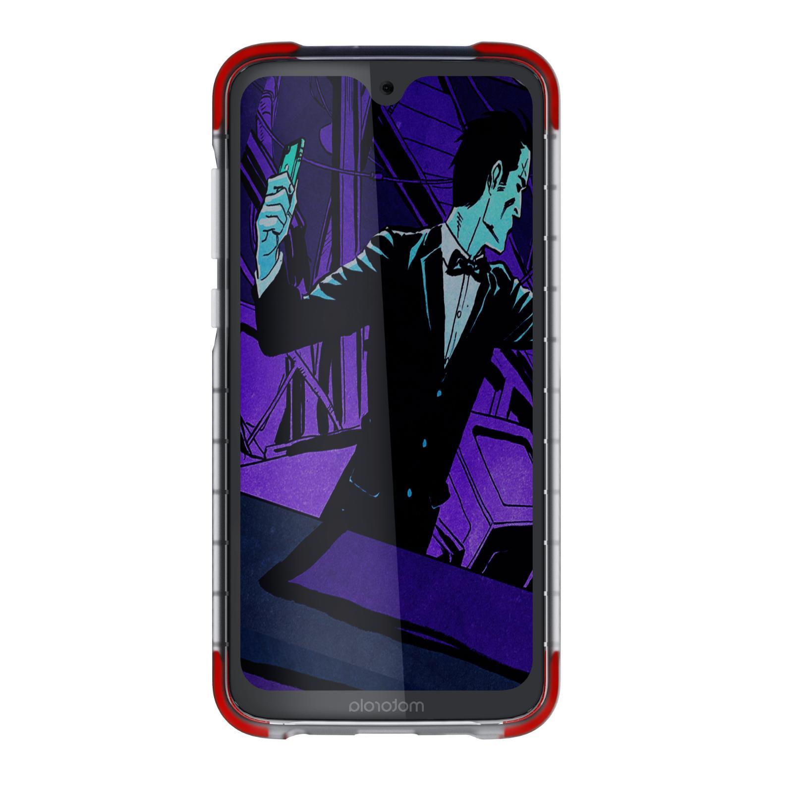 Clear / Plus, Moto Play, Moto Power Supra Case Ghostek 3