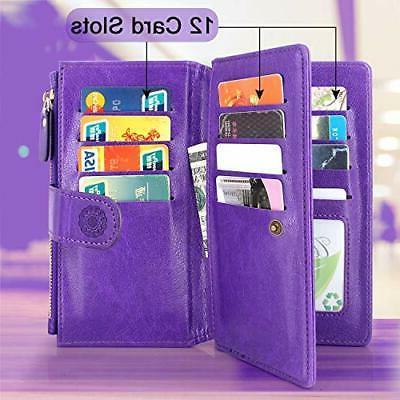 Harryshell Zipper Wallet Pocket with