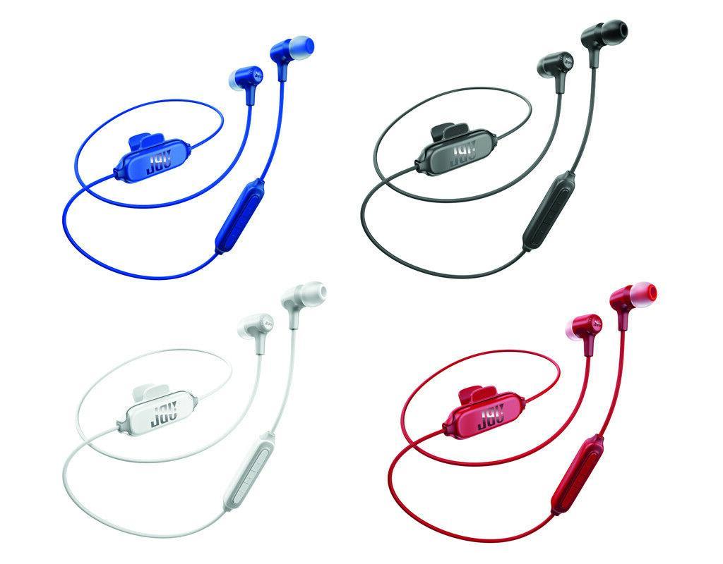 e25bt wireless bluetooth in ear headphones by