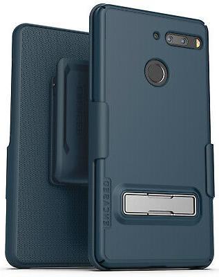Encased Phone Belt Case, Cover w Blue