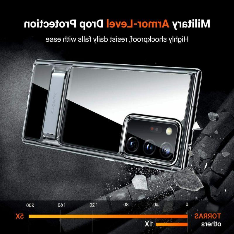 TORRAS Freedom Designed Samsung Ultra Case [Upgraded...