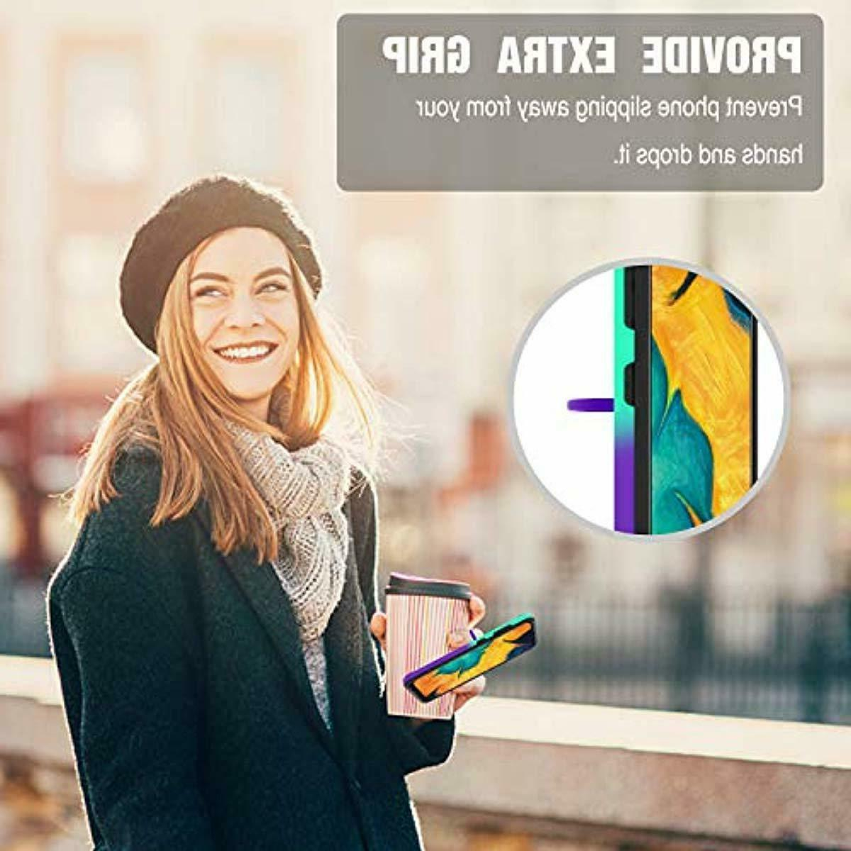 Galaxy A20 Cases with Protector,Atump