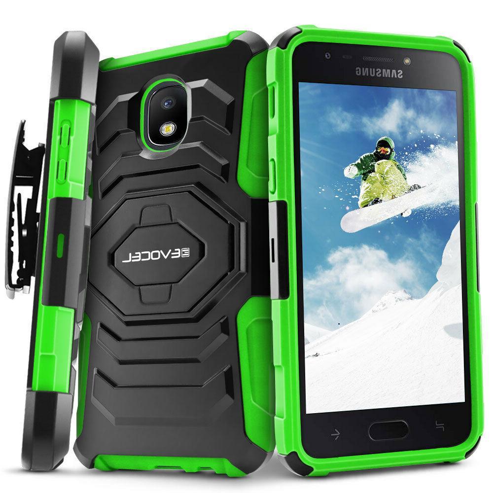 Samsung Galaxy J7 / Top/ Evocel Kickstand Holster Case