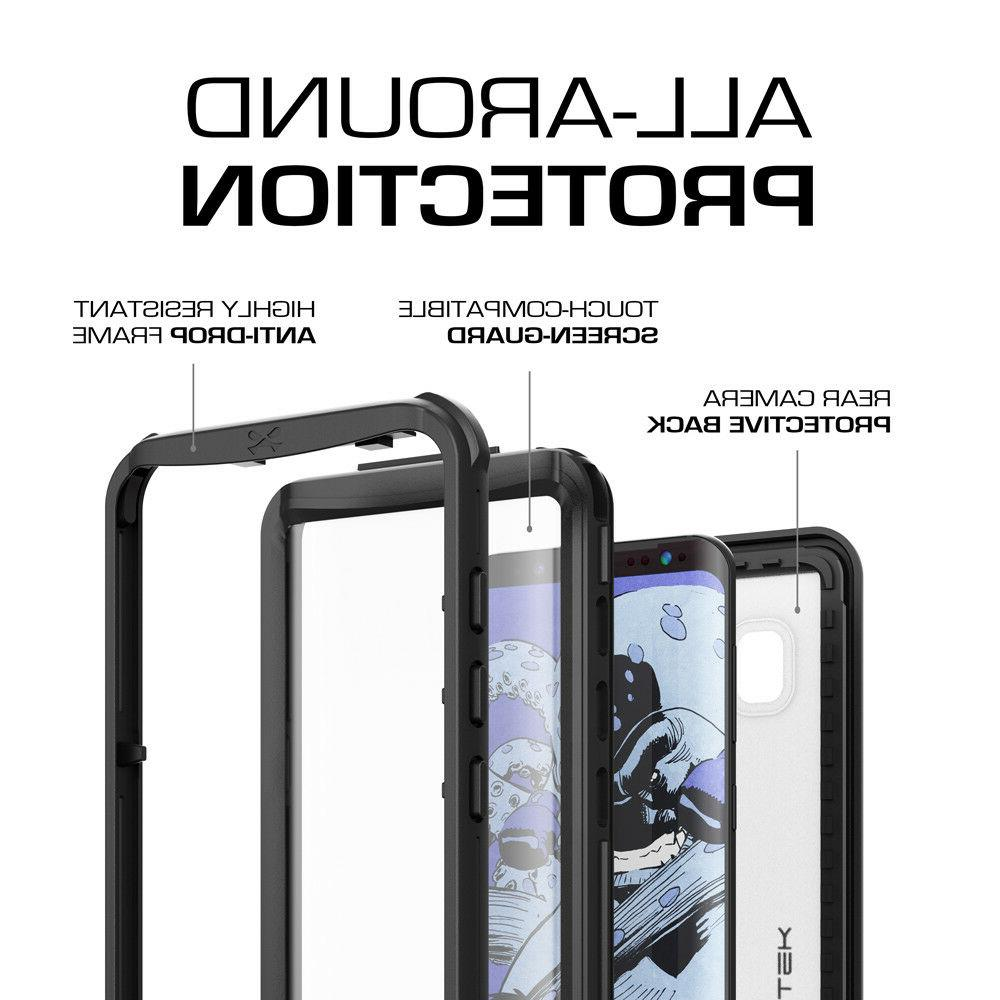 For Galaxy S8 S8+ Ghostek NAUTICAL Waterproof Cover