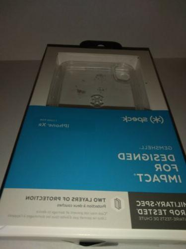 Speck Gemshell iPhone Phone, Clear,