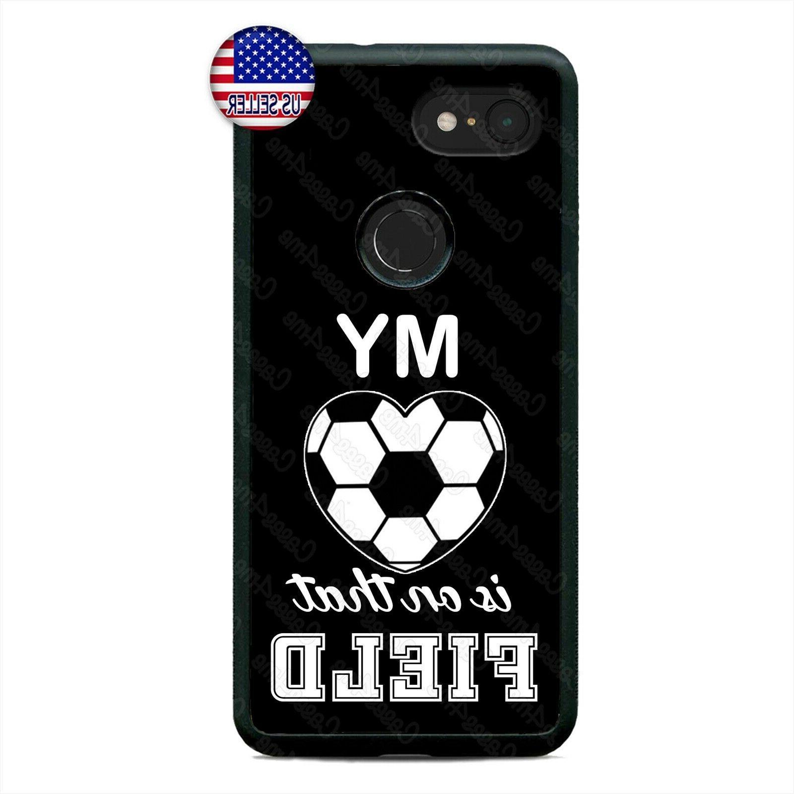 Google Pixel 3 3XL 2XL Soccer Futbol Sports Fan Phone Case C