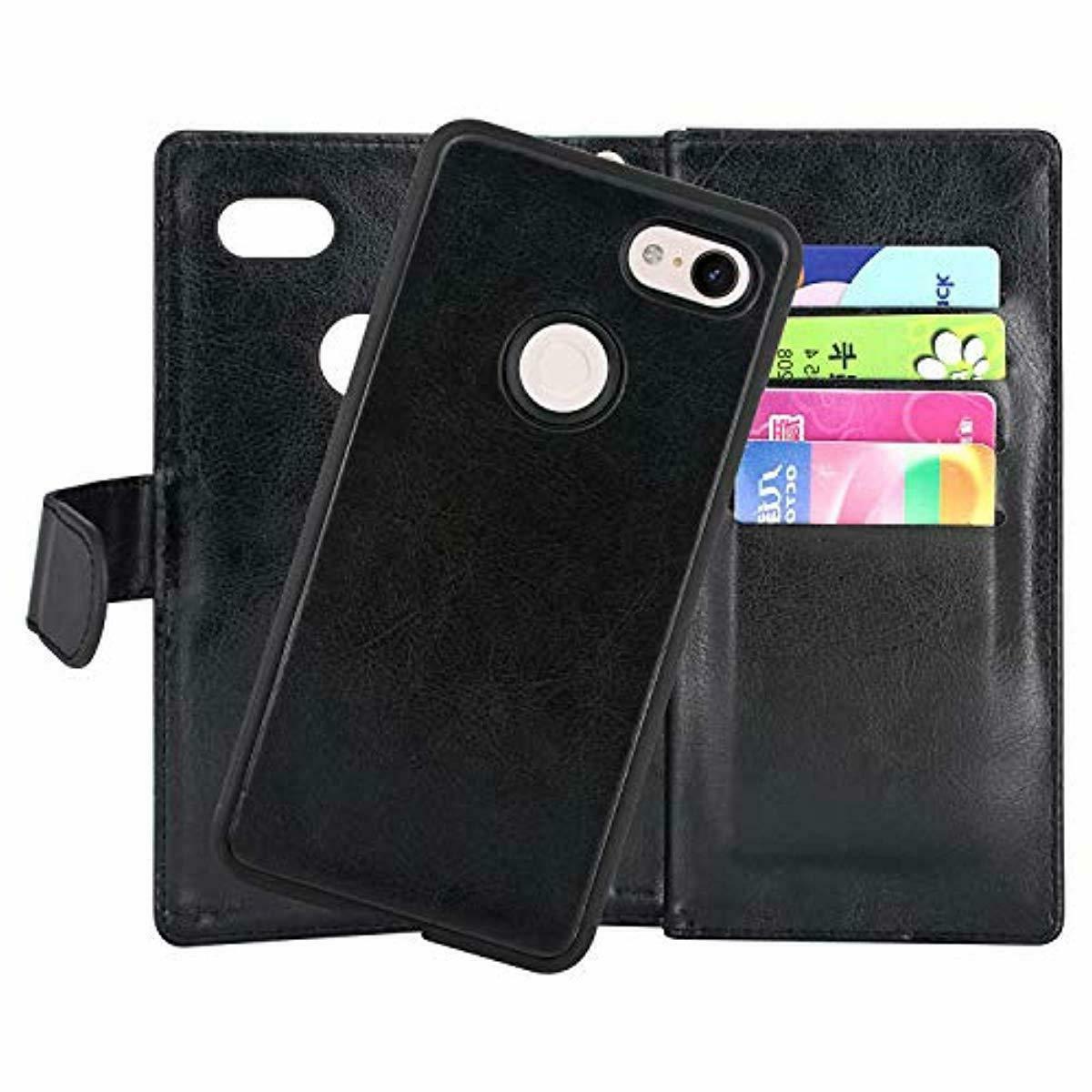 Google 3 XL Case, Harryshell Detachable Magnetic 12 Case