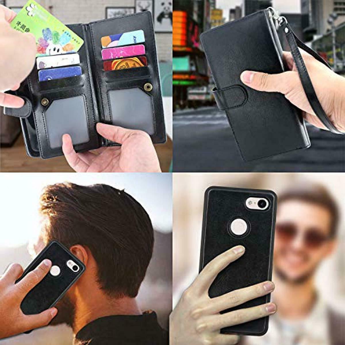 Google Pixel XL Case, Detachable Magnetic Case