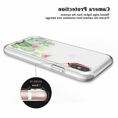 Soft Slim Flexible Cover Phone with iPhone X/Xs
