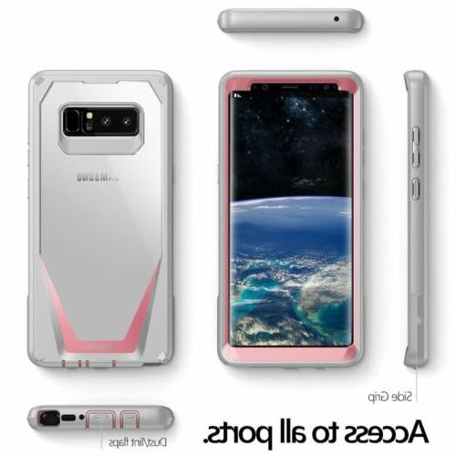 "Poetic Duty"" Case Samsung Pink"