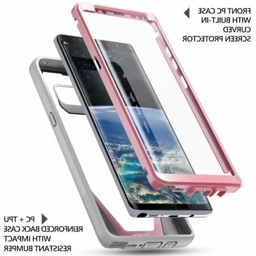 "Poetic Heavy Duty"" For Samsung Galaxy Pink"