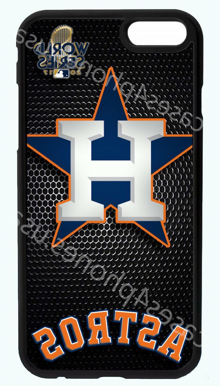 houston astros mlb phone case for iphone