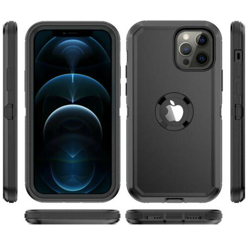 For iPhone Pro/12/11 Pro Max Case Armor Protector