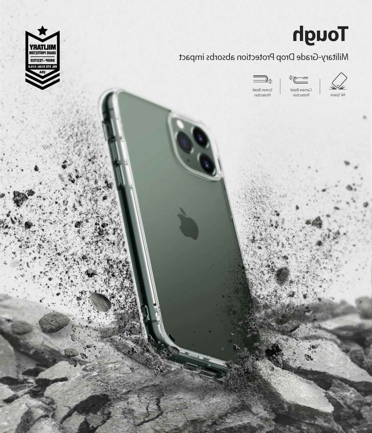For iPhone 11 / 11 Pro Case Clear