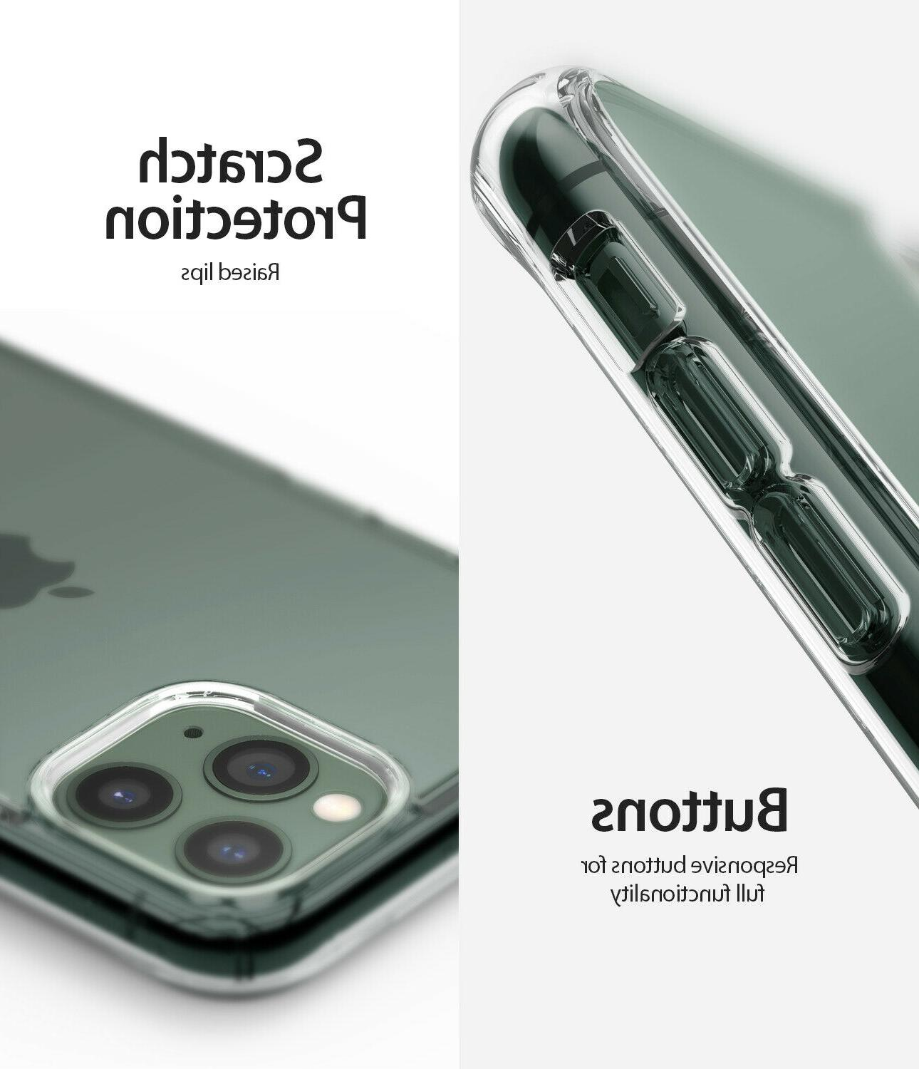 For 11 11 / Pro Clear Shockproof