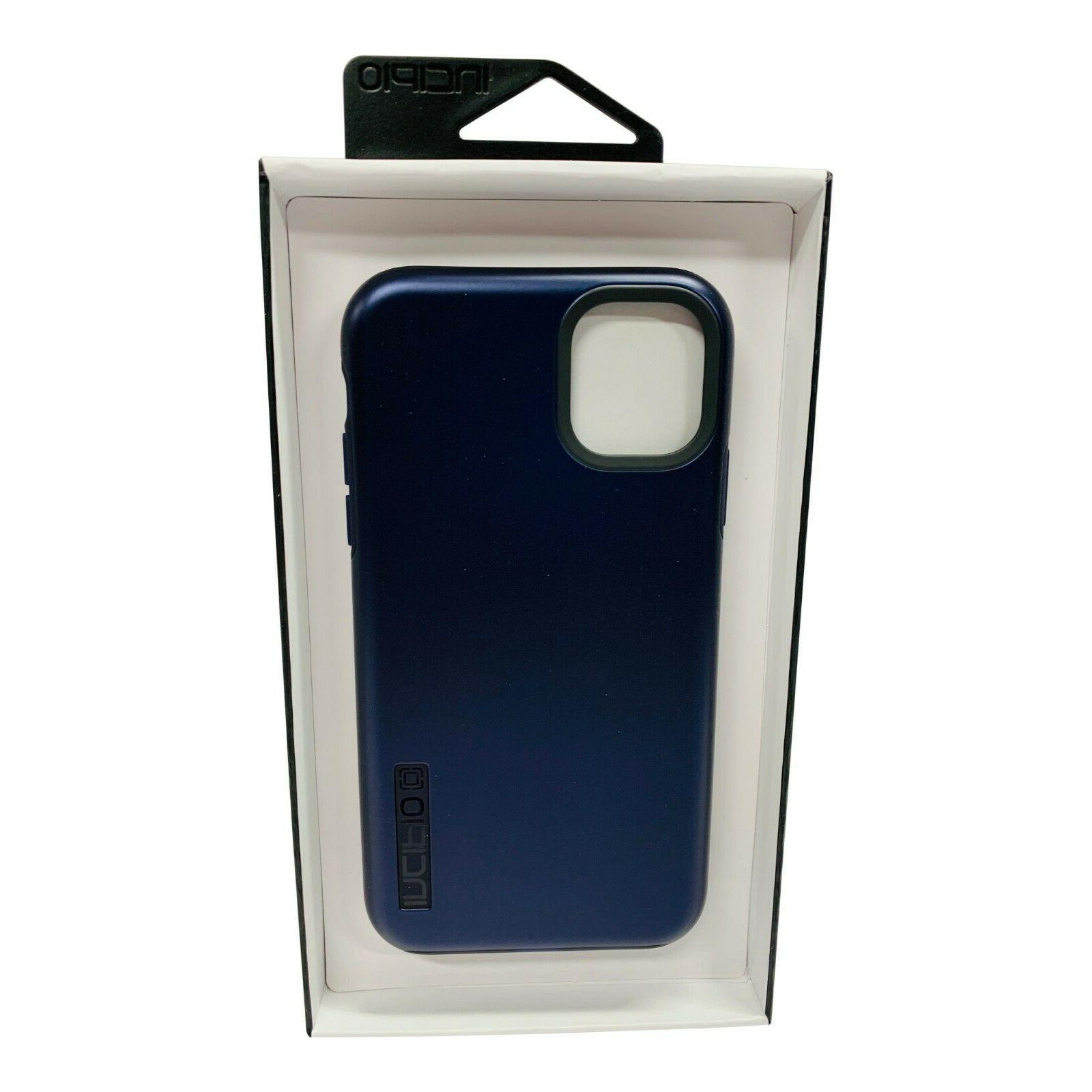 iPhone 11 Dual Layer Phone Color Midnight Blue