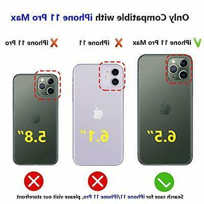JAHOLAN iPhone Pro Max Case Design Flexible Soft
