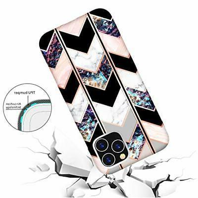 BAISRKE iPhone 11 Max Case, Gold