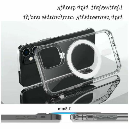 For iPhone Pro Max Clear Case Cover MagSafe OEM