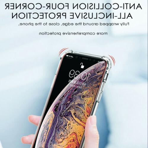For iPhone Crystal Slim TPU