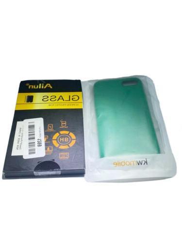 iphone 7 8 emerald green phone case