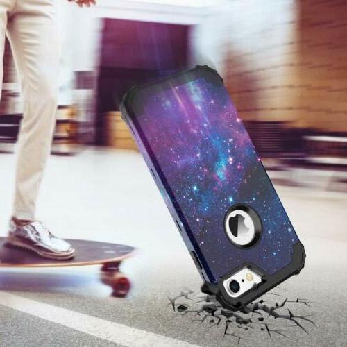 For 8 7 Case Cover Hybrid Rugged Shockproof
