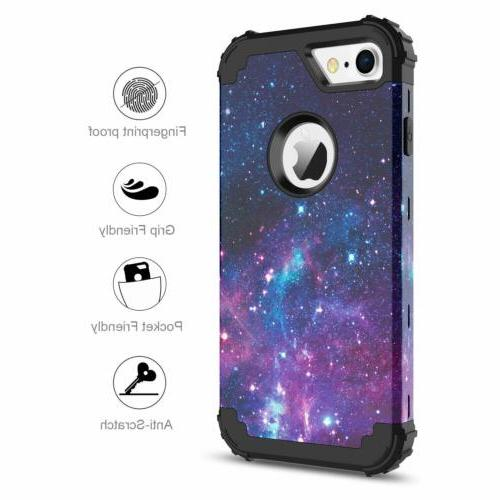 For iPhone Hybrid Rugged
