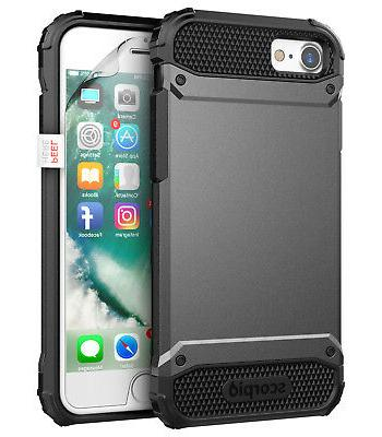 iPhone 8 Clip Case w/ Holster