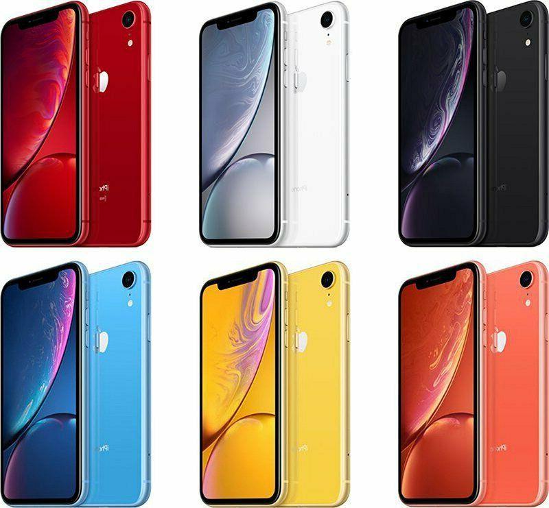 iphone xr 64gb 128gb for sprint black