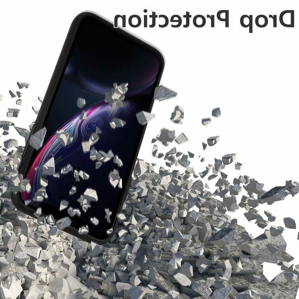 iPhone XR/ Xs Goospery Slide Bumper Card Case