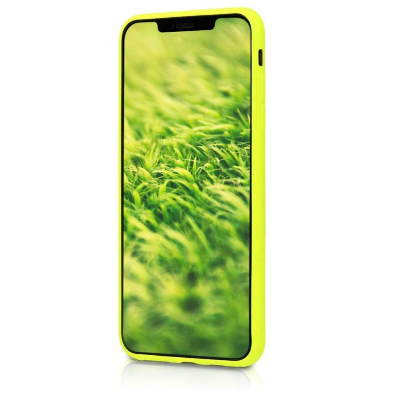kwmobile Silicone Case for Apple iPhone Xs Max Shock