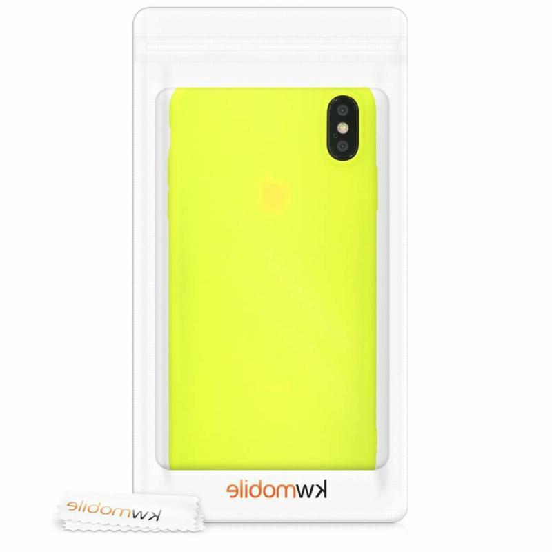 kwmobile TPU Silicone for Apple Max Shock Absorbe