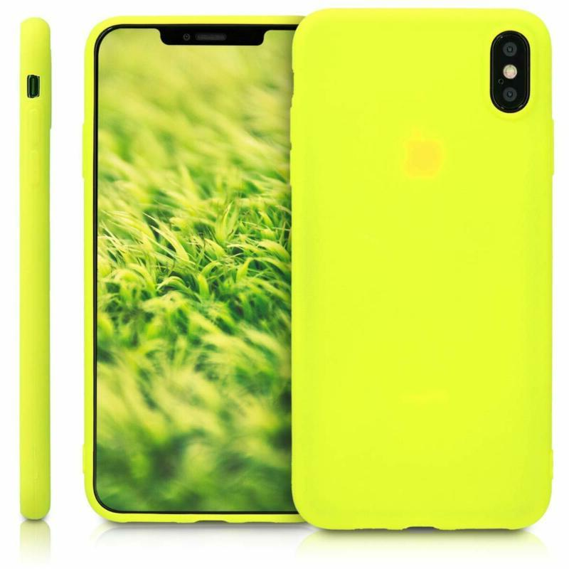 kwmobile TPU Silicone Case for Apple Max - Soft