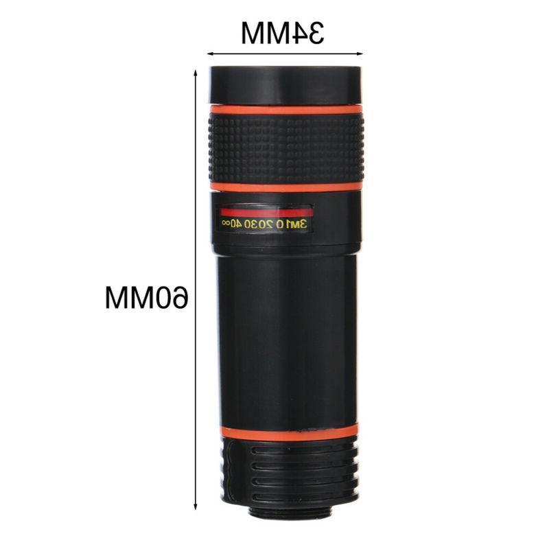 Lens Lens Kit 12x Telephoto Lens Attachments