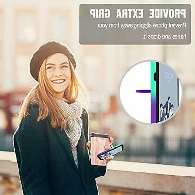 LG With HD Protector,Atump 360 Degree Rotating Holder