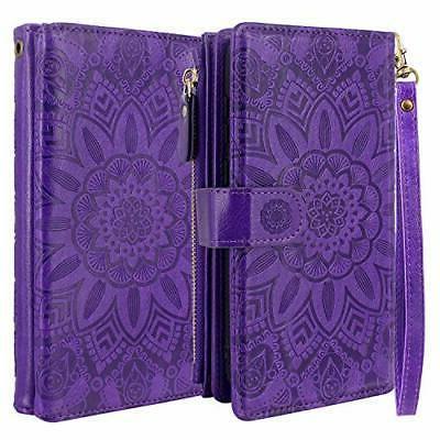 LG Stylo Harryshell Detachable Wallet Case