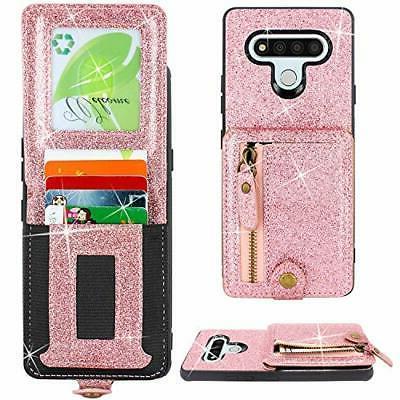 lg stylo 6 wallet case slim leather