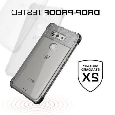 For V30 Case | Ghostek Ultra Slim Shockproof Cover