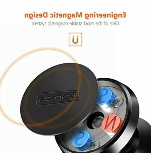 MAGNETIC MOUNT 360 Rotation Phone for