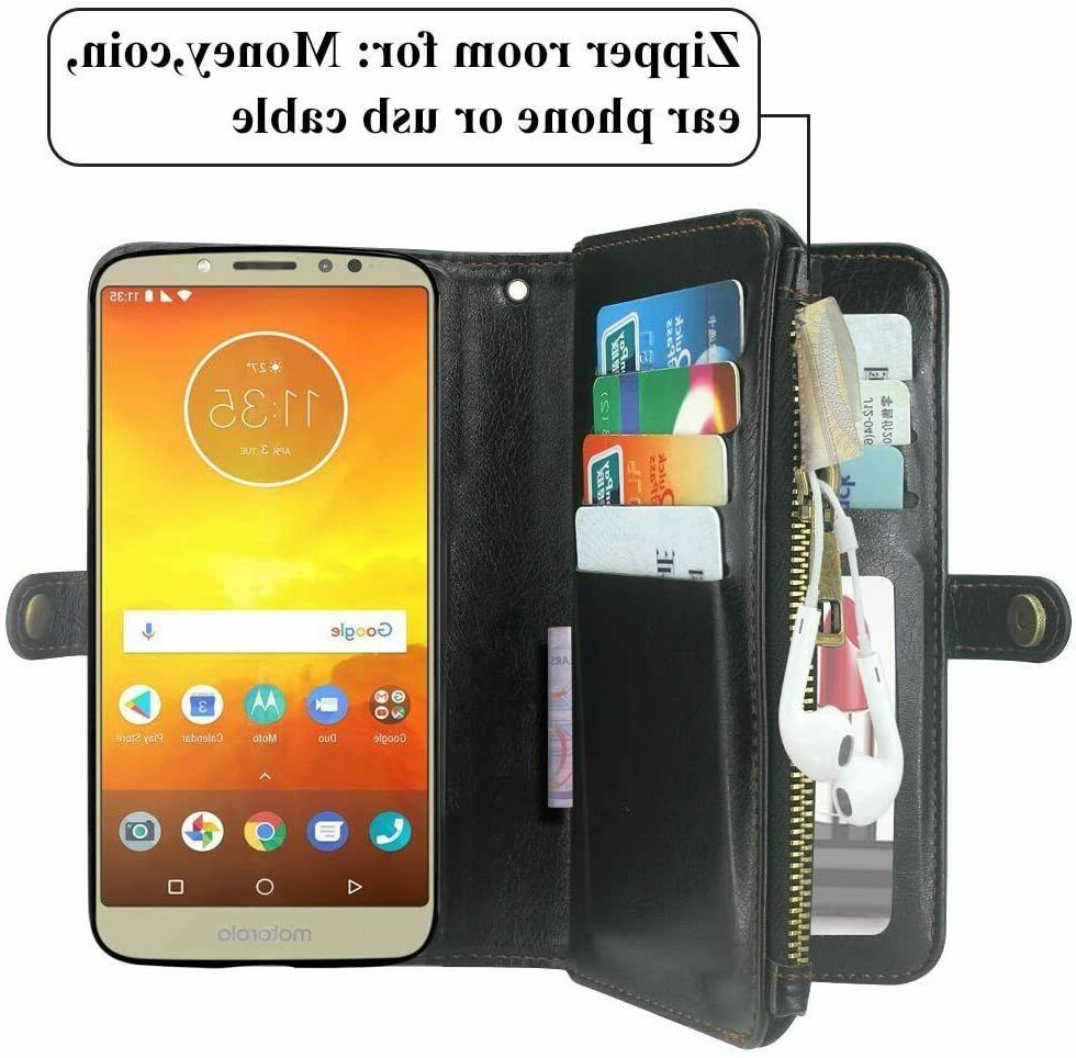 Motorola Moto / Forge Wallet Case Wrist Slot Cover