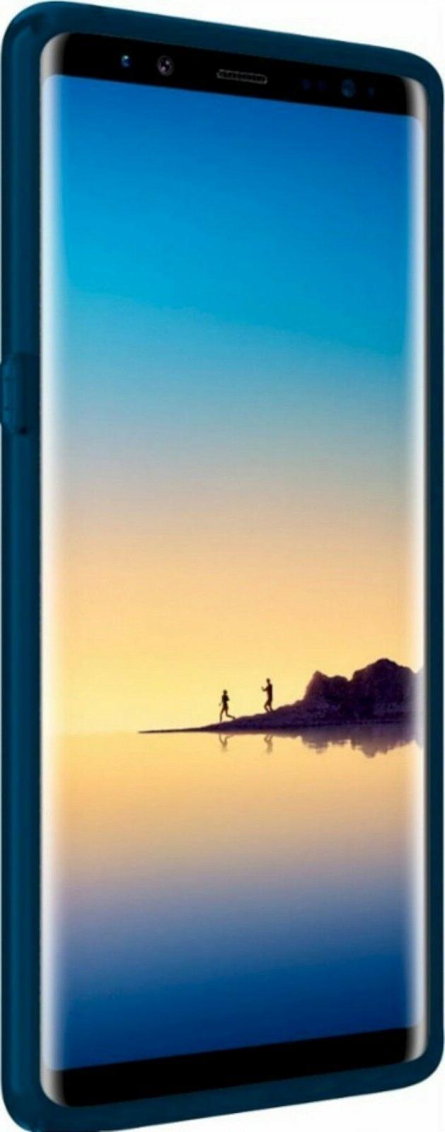 NEW Phone Samsung Galaxy NAVY w/Clear
