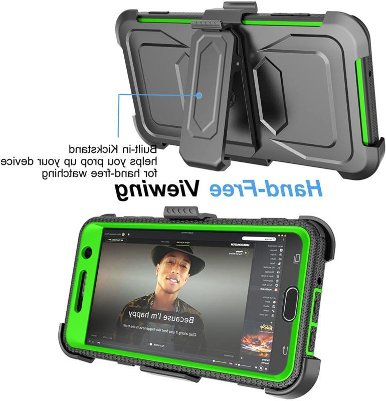 Njjex Galaxy Pro Case,For V/ J7 / Prime Case,