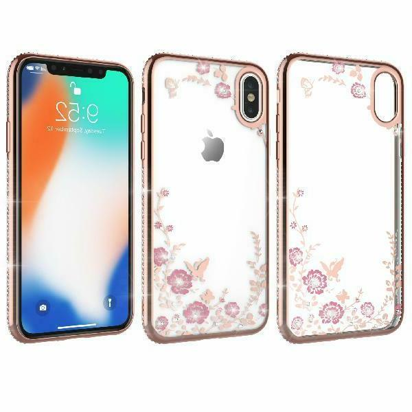 Njjex Case Cover For iPhone / iPhone XS X,