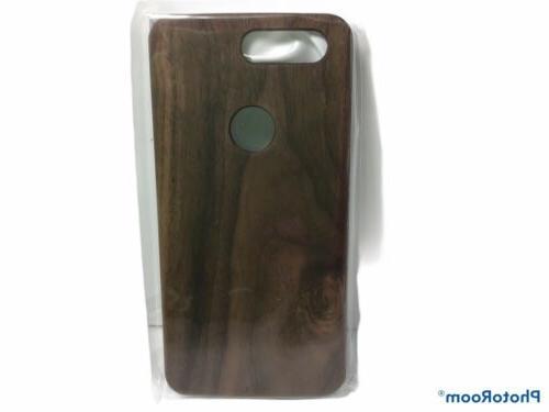 oneplus 5t wood case walnut dark brown