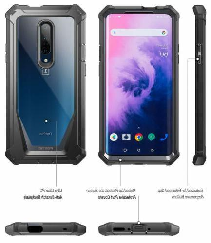 Oneplus 7 Phone Poetic Full-Body Shockproof Bumper Cover