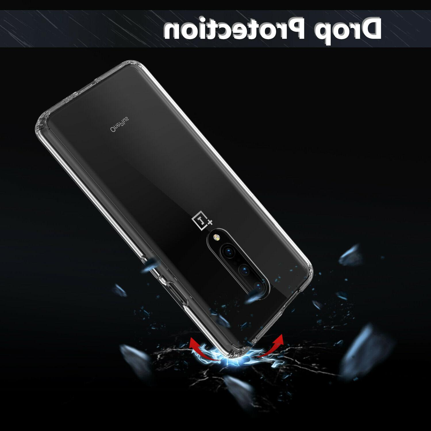 For Case Crystal Ultra Slim TPU Armor Phone Cover