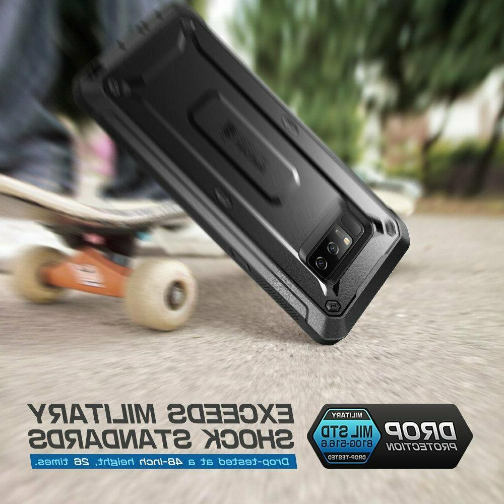 SUPCASE Samsung Galaxy Note 8, with Cover BLACK
